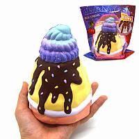Kiibru Squishy Himalayas Ice Cream Jumbo 13см Медленный рост Оригинальная коллекция подарков