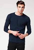 Синий мужской свитер De Facto / Де Факто