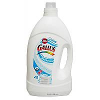 """Гель для стирки """"Gallus"""" 4 л для белого белья"""