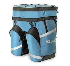 Велобаул Travel Extreme MONO объем 60 литров, фото 2
