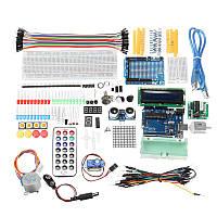 Basic Experimental Набор С UNO R3 DC Мотор LCD1602 Дисплей Для Arduino с пластиковым корпусом Коробка