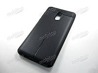 TPU чехол Auto Focus Nokia 6 (черный), фото 1