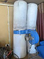 ACword FT400 стружкопылесос б/у для деревообрабатывающих станков: два фильтра, 4,6тыс.кубов/час.