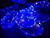 Гирлянда уличная светодиодная лента синяя LED 5 метров, фото 4