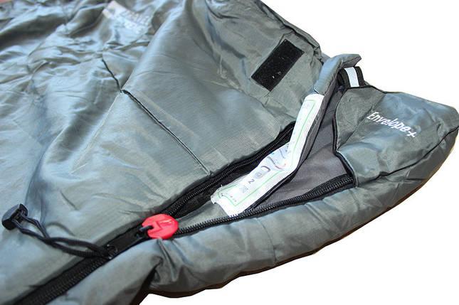 Спальный мешок Travel Extreme классический Envelope+, фото 2