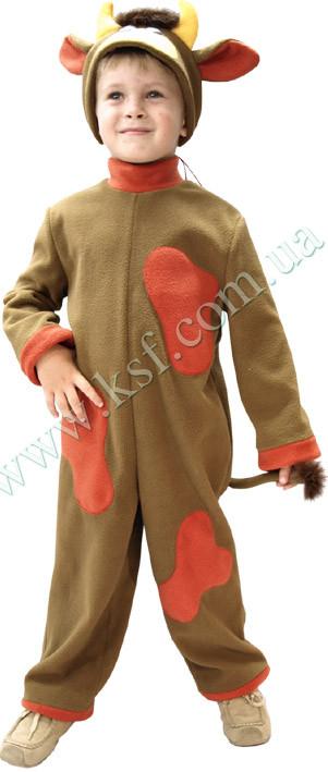Карнавальний костюм Бичок 3-5років