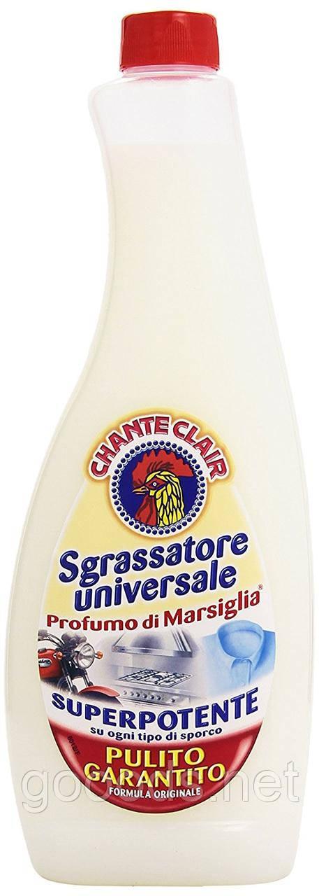 Универсальный очиститель Chante Clair Sgrassatore 625 ml без дозатора Италия