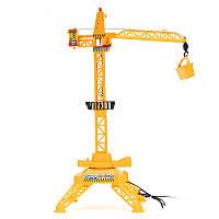 1/64 Дистанционное Управление Crane Hobby Kid Lift Construction Подарочная игрушка с аксессуарами