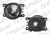 Фара противотуманная лев=прав Renault Kangoo 2 POLCAR  6012291E
