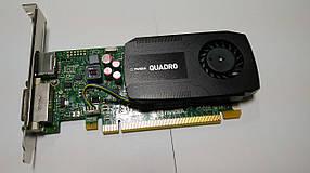 Профессиональная видеокарта Nvidia Quadro K600 1Gb GDDR3 128 bit DX11