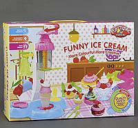 """Тесто для лепки """"Забавные коктейли из мороженого"""""""