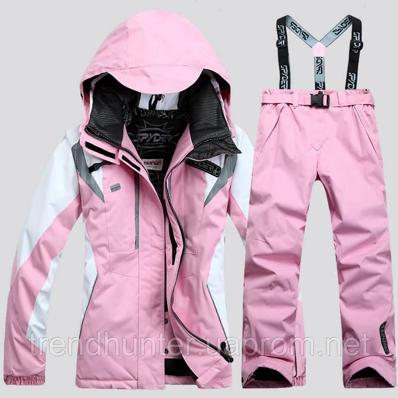 Лыжный костюм женский Spyder, цена 3 300 грн., купить в Киеве — Prom ... ea693c94815