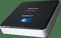 Сетевой видеорегистратор 4-канальный 1U компактный  RV-Z122L04NE