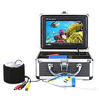 50M 7 '' LCD Экран под водой Fish Finder HD камера Монитор Водонепроницаемы Fish Finder