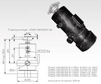 Гидроцилиндр подъема кузова ГАЗ-САЗ 6-ти штоковый               САЗ 3502