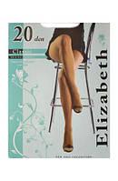 Elizabeth Колготки 20 den шортиками 001EL-размер-2 черный