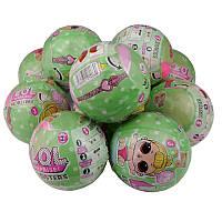 Кукла - сюрприз, Кукла LOL в шаре, Кукла LQL в шарике, Куколка ЛОЛ, Кукла в яйце, серия S2, Хит продаж