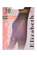 Elizabeth Колготки 20 den бикини Bikini Charm 004EL размер-4 черный