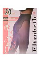 Elizabeth Колготки 20 den бикини Bikini Charm 004EL размер-2 черный