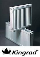 500х2000 тип 22 бок стальной радиатор отопления (батарея) Kingrad Compact