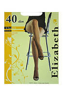 Elizabeth Колготки 40 den шортиками 007EL размер-5 черный