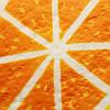 SquishyShop Orange Bread Toast Slice Squishy 14cm Soft Медленная роспись Коллекция подарков Декор Игрушка, фото 3