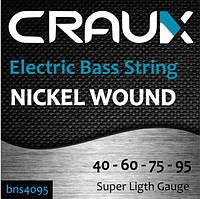 Струны для бас гитары 40-95 (4 струны)