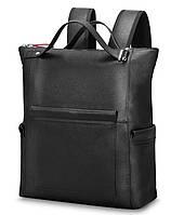 Мужской рюкзак натуральная кожа, Tiding Bag B3-2029A