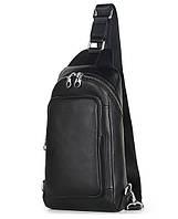 Практичная мужская кожаная сумка через плечо, мессенджер B3-2015-10A