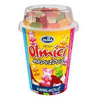 Йогурт Olmici medvidci  ассортимент 125 г
