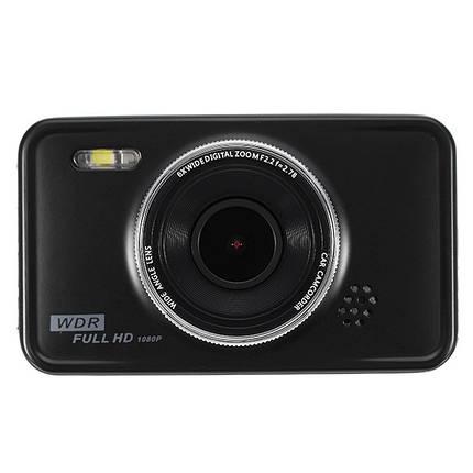 CT801 Авто Видеорегистратор Полный HD 1080P Интеллектуальный Авто Dashcam 3.0 дюймов TFT Видеомагнитофон G-Sensor , фото 2