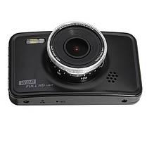 CT801 Авто Видеорегистратор Полный HD 1080P Интеллектуальный Авто Dashcam 3.0 дюймов TFT Видеомагнитофон G-Sensor , фото 3