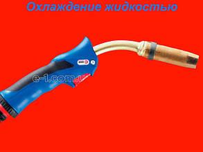 Горелка для полуавтомата с водяным охлаждением на 400 Ампер Abicor Binzel MB 401D GRIP