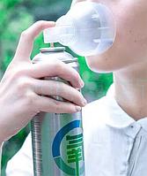 Портативный кислородный баллончик 14 литров с маской!