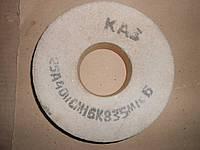 Абразивный круг шлифовальный (электрокорунд белый) 25А ПП 200х40х76 10-40 СМ-СТ