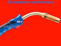 Горелка для полуавтомата с водяным охлаждением на 500 Ампер Abicor Binzel MB 501D GRIP