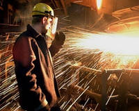 Ноябрьская выплавка стали в Украине снизилась на 3%