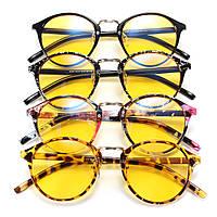 UnisexBlueLightBlockingОчкиAnti-Radiation желтый Lenses Компьютерные очки