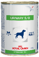 Royal Canin (Роял Канин) URINARY CANINE Cans для собак при мочекаменной болезни, 410 г