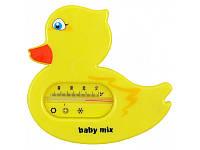 "BABY MIX Термометр для воды ""Уточка"""