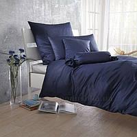 Постельное белье Lodex мако-сатин Black iris Двуспальный евро комплект