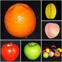 Муляж апельсина из пенопласта, 20/16 (цена за 1 шт. + 4 гр.)