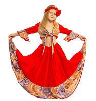 Новогодний карнавальный костюм Цыганочки, фото 1