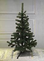 Искусственная новогодняя елка зеленая 140 см