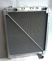 Радиатор МАЗ алюминиевый 642290А-1301010 (ШААЗ)