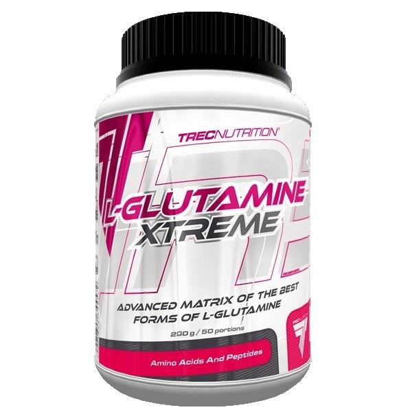 TREC NUTRITION L-Glutamine xtreme 200 г