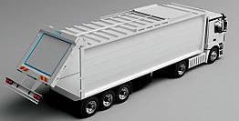 Транспортный мусоровоз для перевозки твердых отходов Hidromak