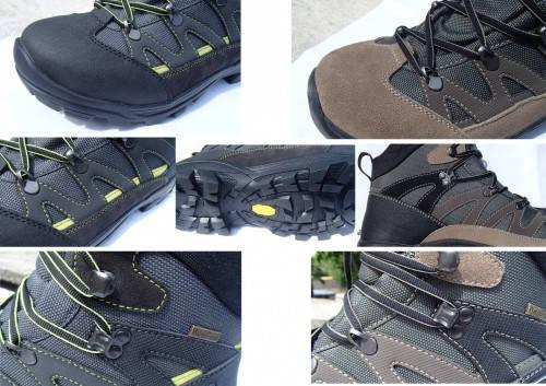 Ботинки трекинговые Travel Extreme демисезон Maverick Brown, фото 2