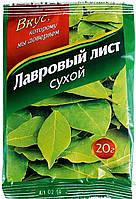 Лавровый лист сухой 20г