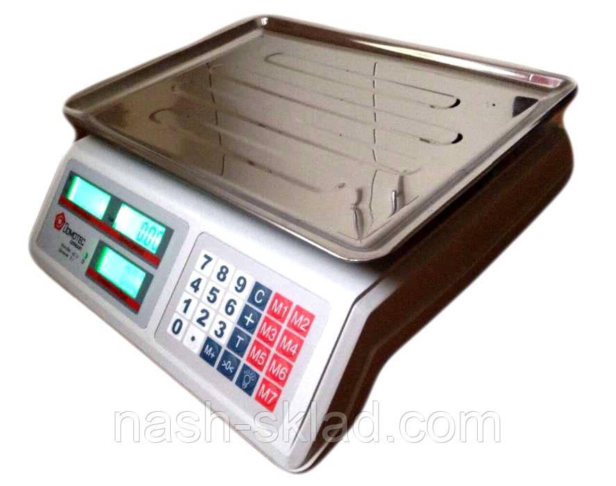 Торговые электронные весы Domotec Dk-40